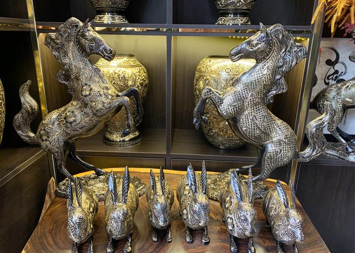 Cửa hàng đồ đồng Ấn Độ Tại Việt Nam - Hoàng Kim Các