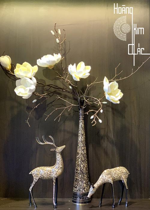 Linh Vật điêu khắc - đồ thủ công mỹ nghệ bằng đồng