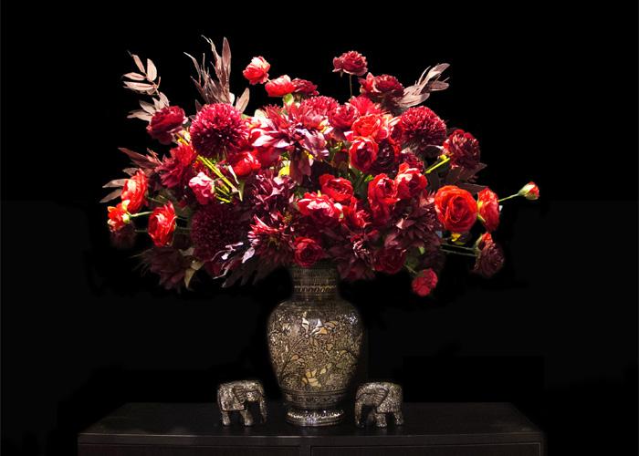 Lọ hoa bằng đồng thủ công Ấn Độ có gì đặc biệt??